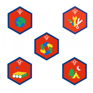 Beaver Challenge Badges