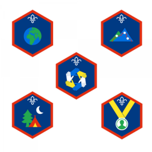 Scout Challenge Badges
